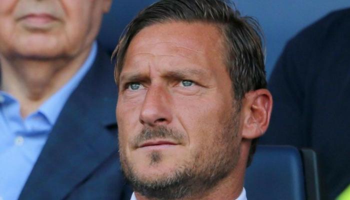 Bilancia Francesco Totti